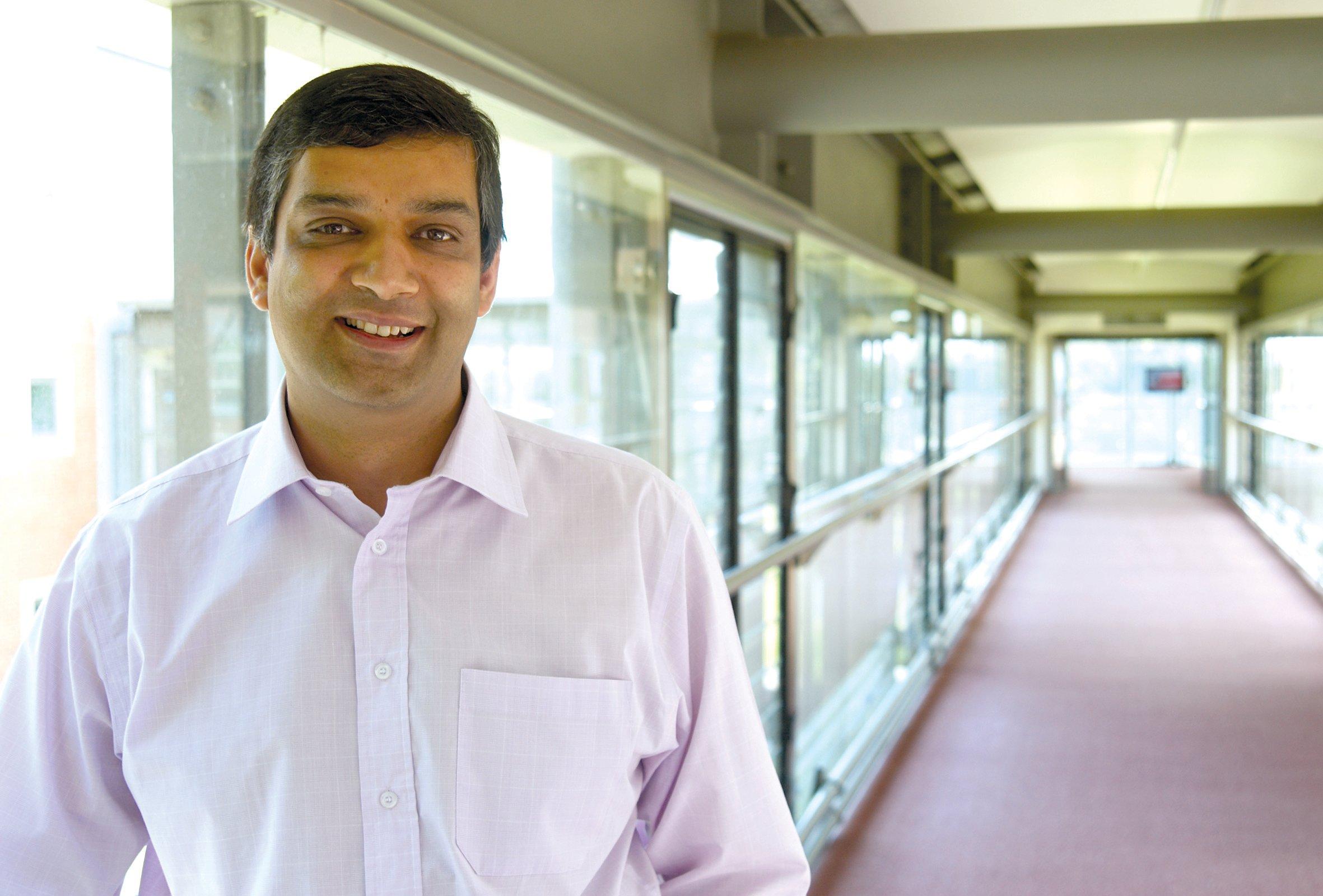 Rashik Parmar, keynote speaker of DSN 2013